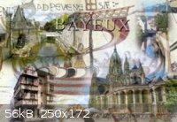Bayeux card from Kirsten.jpg - 56kB
