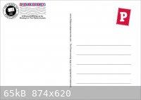 11954 #150yearspostcards Meetup 1 okt - modern - Achterkant.jpg - 65kB